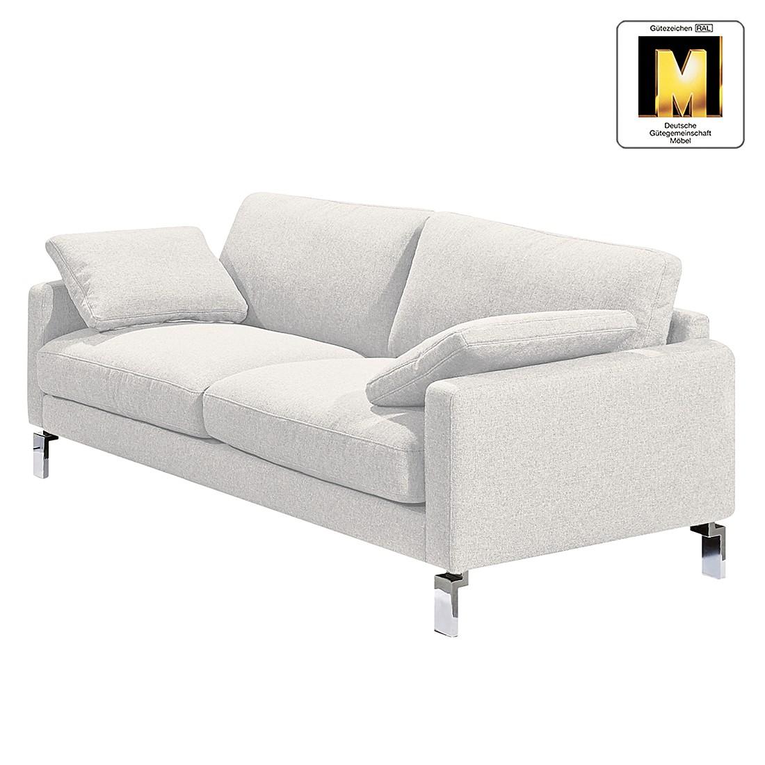 Sofa Casual Line IV (3-Sitzer) – Velours – Hellgrau, Claas Claasen bestellen