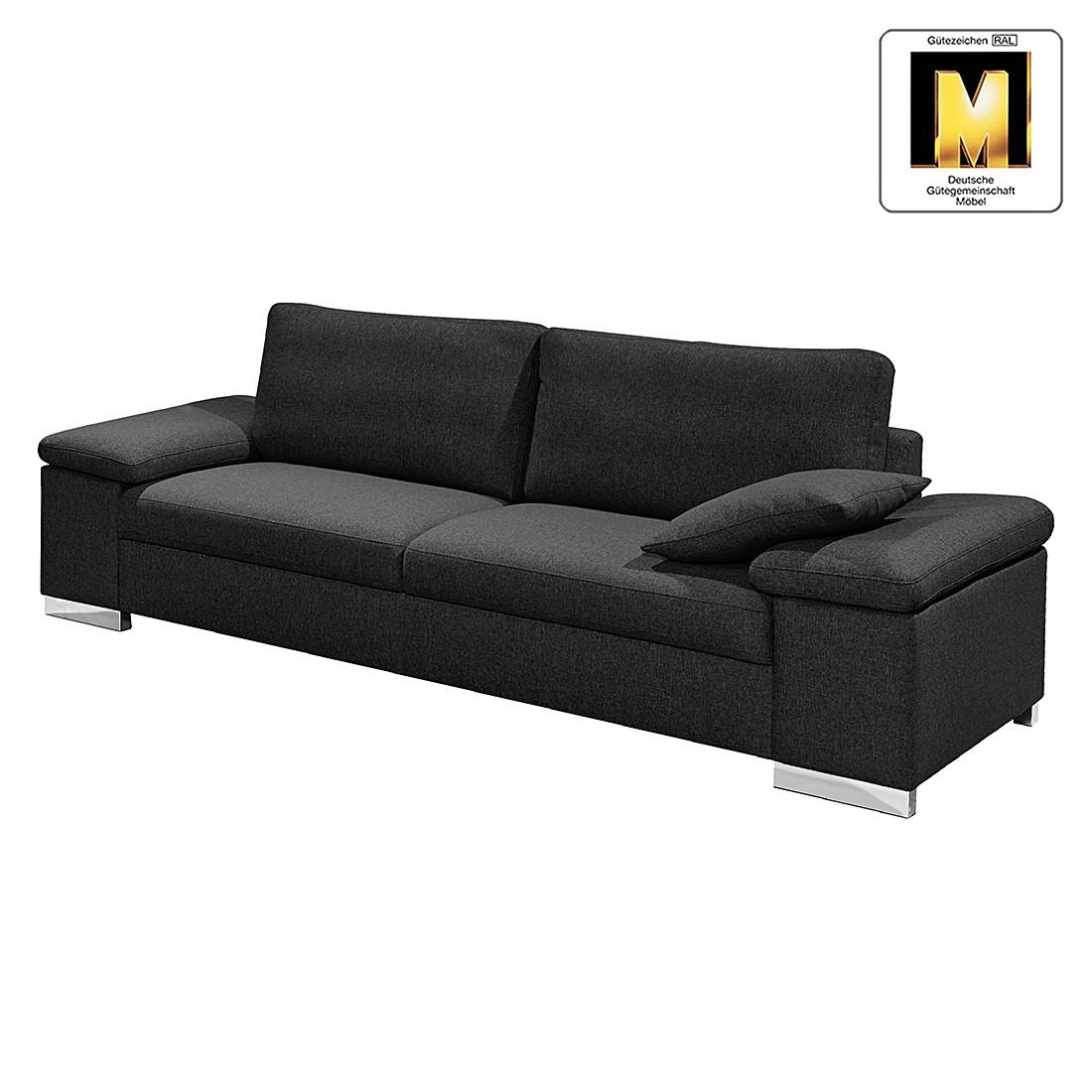 Sofa Casual Line V (3-Sitzer) – Strukturstoff – Anthrazit, Claas Claasen kaufen