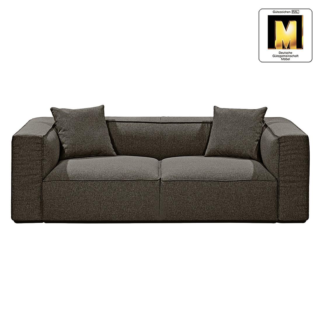 Sofa Casual Line VIII (2-Sitzer) – Strukturstoff Braun, Claas Claasen jetzt bestellen