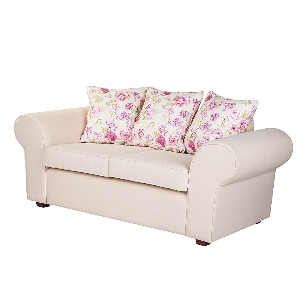 Sofa Colmar (2-Sitzer) – Beige / Rosa, Jack & Alice kaufen