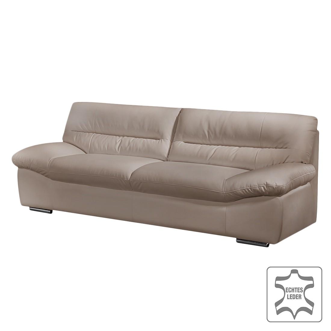 Echt leder 3 sitzer sofas preisvergleiche for Echtleder sofa