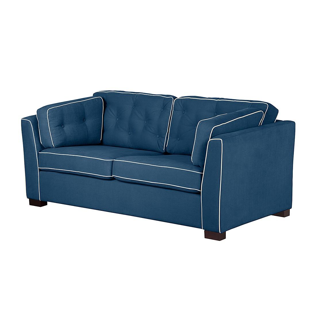 Gewaltig Couch Hellblau Foto Von