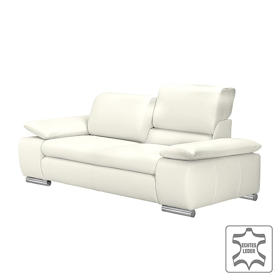 sofa masca 3 sitzer kunstleder grau loftscape g nstig. Black Bedroom Furniture Sets. Home Design Ideas