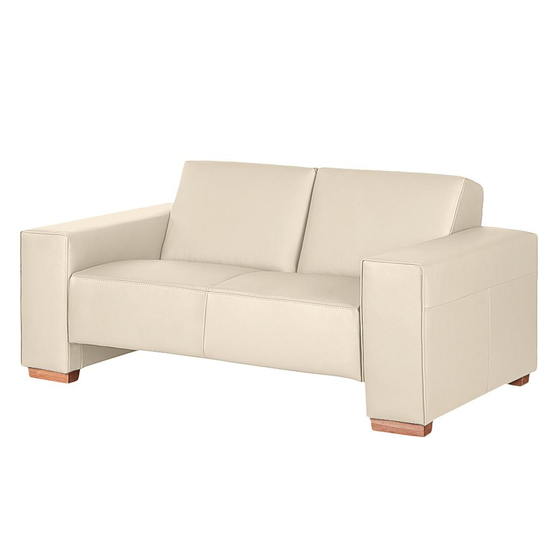 Sofa Midar (2,5-Sitzer) – Echtleder Beige, roomscape günstig kaufen