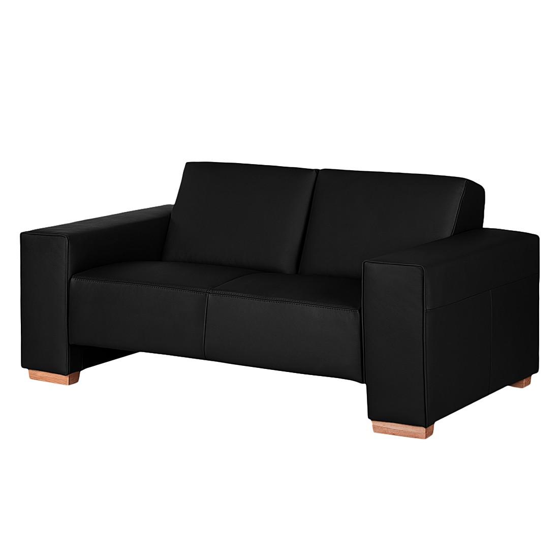 Sofa Midar (2,5-Sitzer) – Echtleder Schwarz, roomscape online kaufen