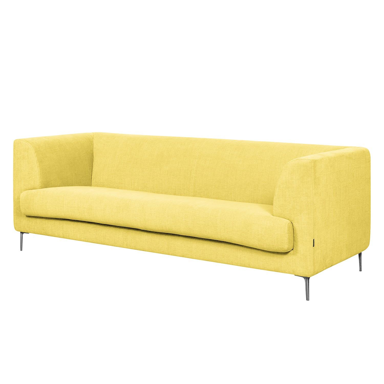 Sofa Sombret (2,5-Sitzer) - Webstoff - Gelb, Says Who