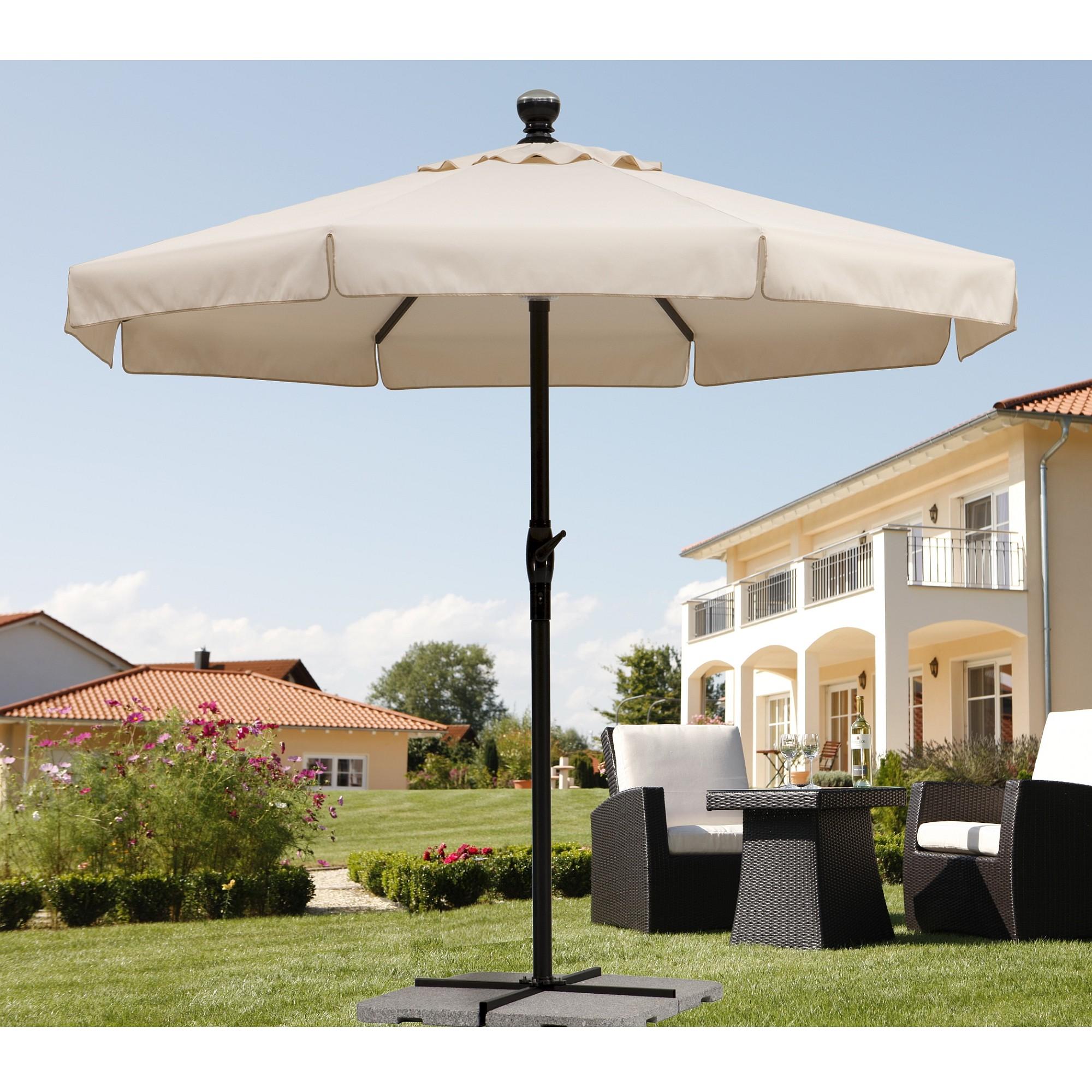 sonnenschirm prima tec 350 inkl motor licht nur 299 99 cherry m bel home24. Black Bedroom Furniture Sets. Home Design Ideas