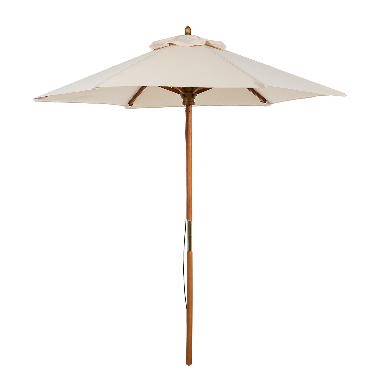 Sonnenschirm Sombrilla V - Beige, Silva Outdoor