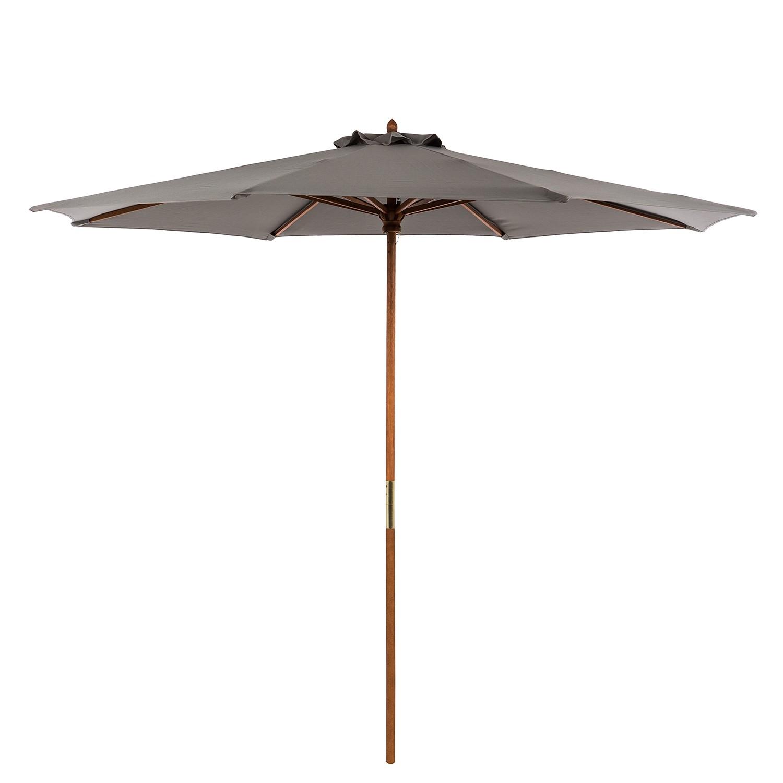 Sonnenschirm Sombrilla IV - Grau, Silva Outdoor