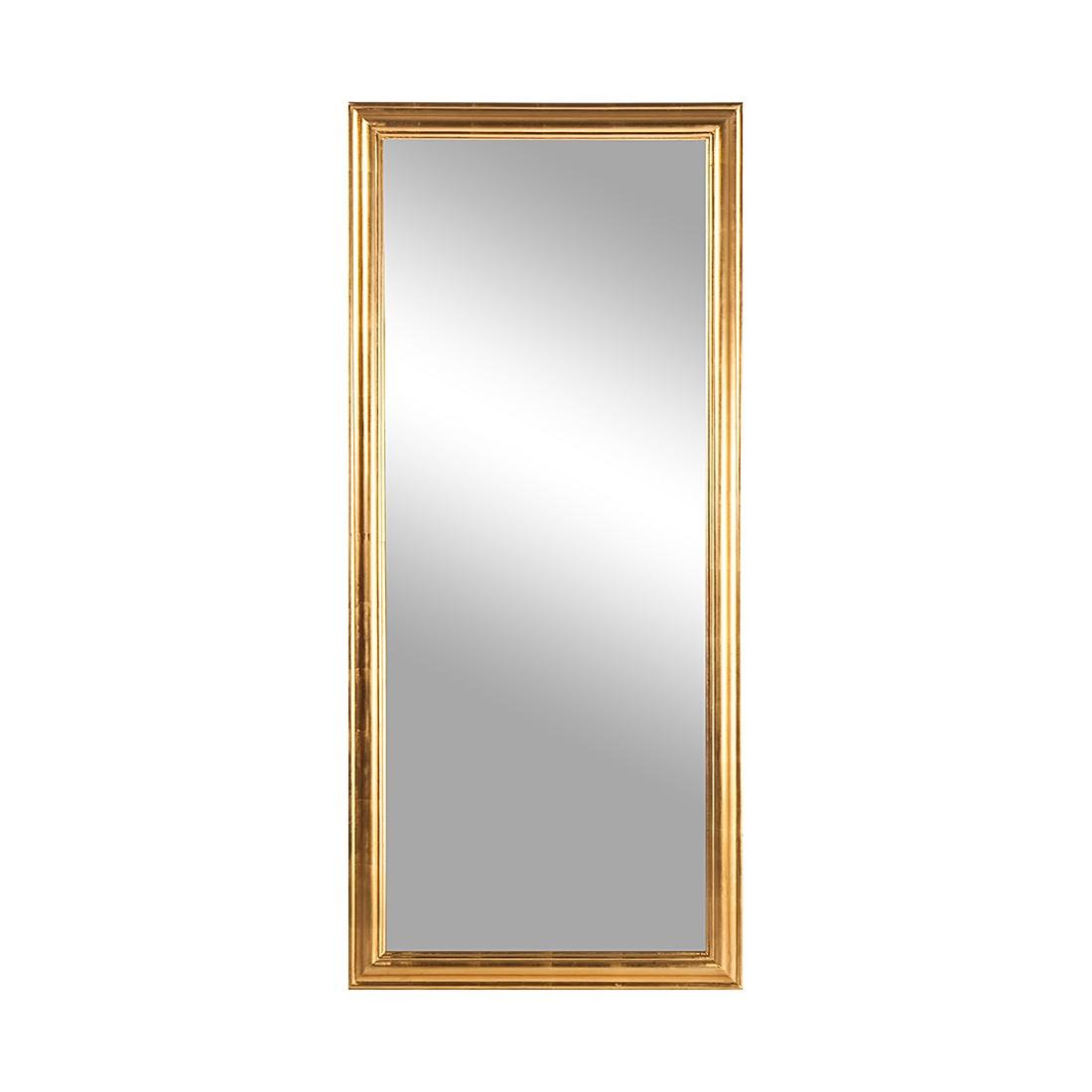 Spiegel Belleville – Wandspiegel – Gold – 72x162x7 cm, Jack & Alice jetzt kaufen