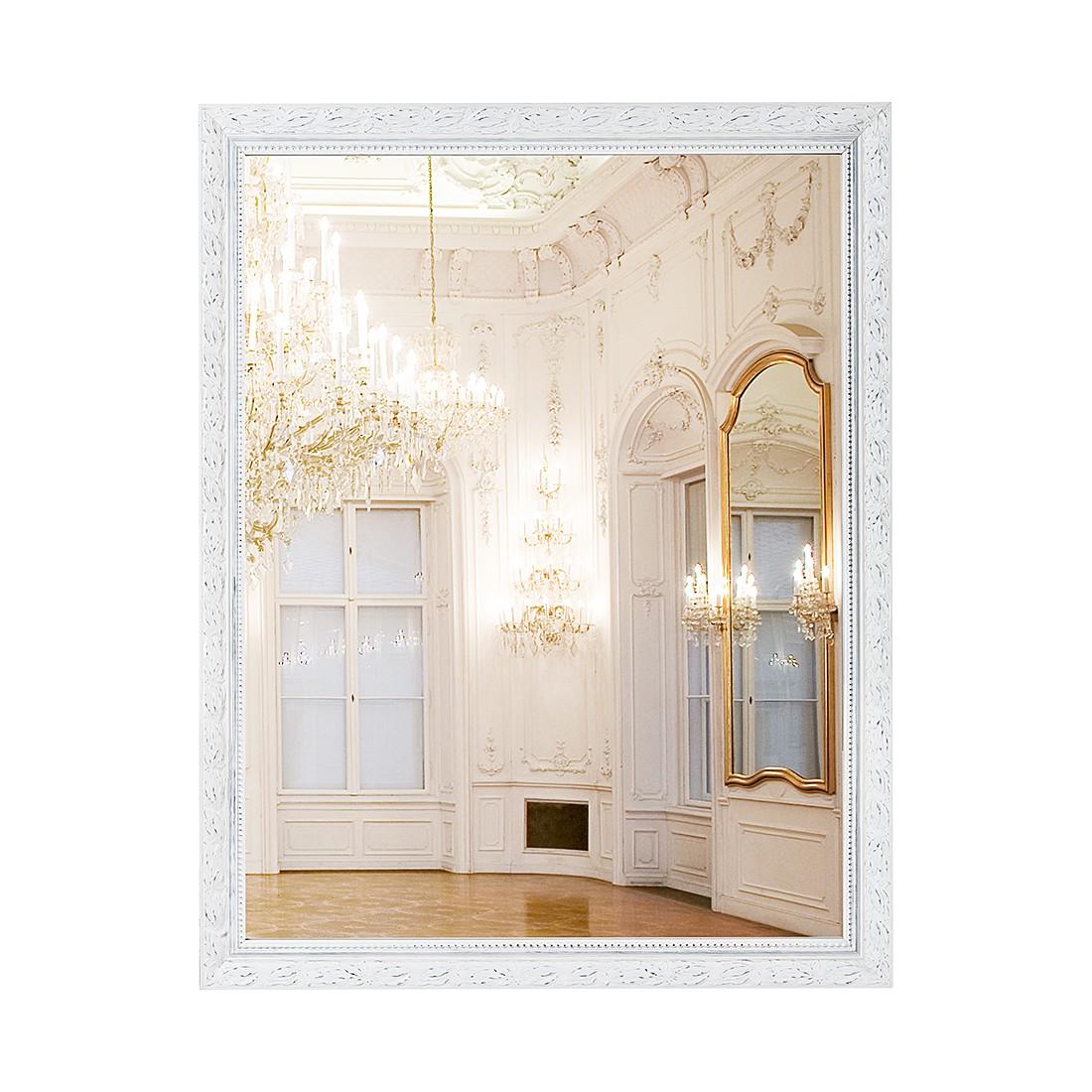 Spiegel Chelyan I – 55 x 70 cm – Weiß, Jack & Alice kaufen