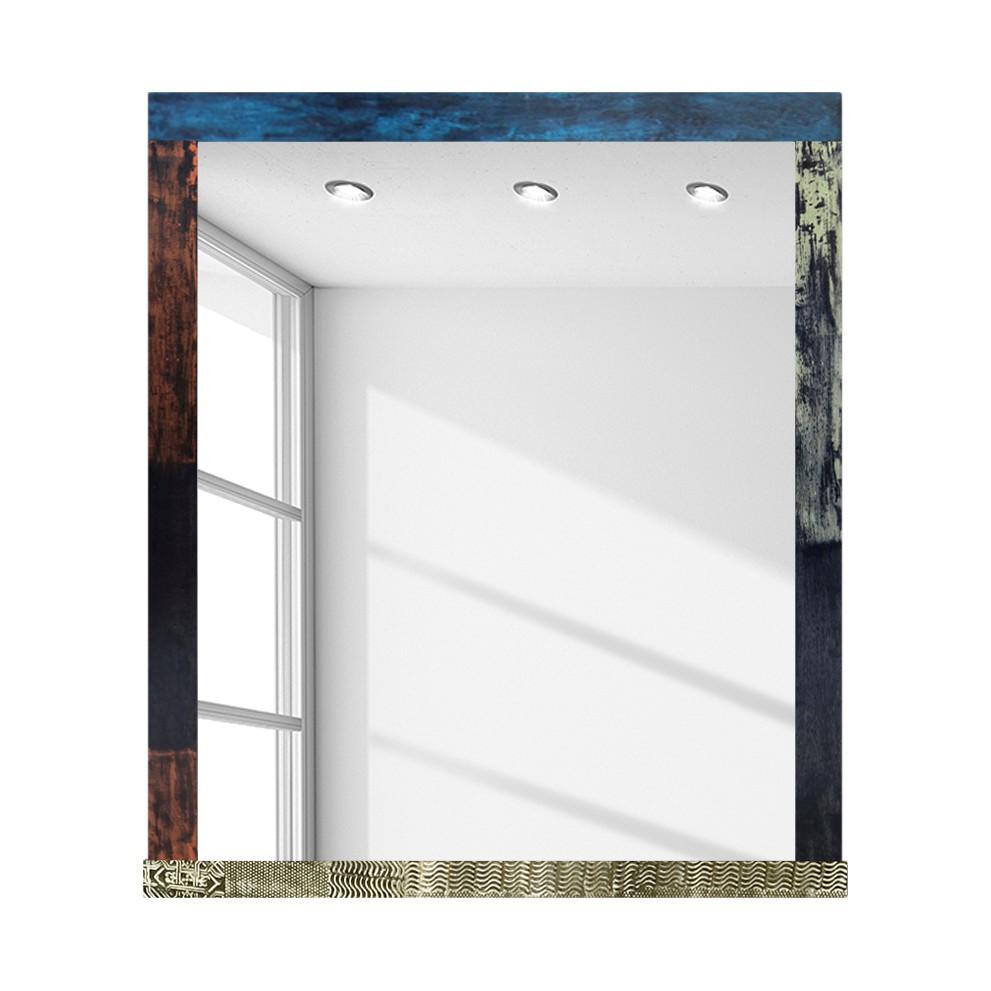 Dimensions largeur 67 cm hauteur 78 cm profondeur for Miroir mural 40x140