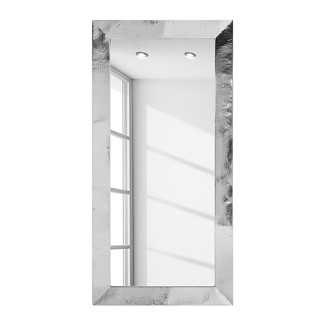 Spiegel Kare Design spiegel hammered 100 x 200 cm kare design günstig