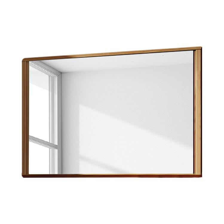 Miroir lazzaro h tre structur partiellement massif for Miroir 100x100