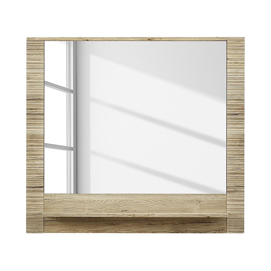 spiegel rowdy eiche sanremo dekor modoform g nstig kaufen. Black Bedroom Furniture Sets. Home Design Ideas