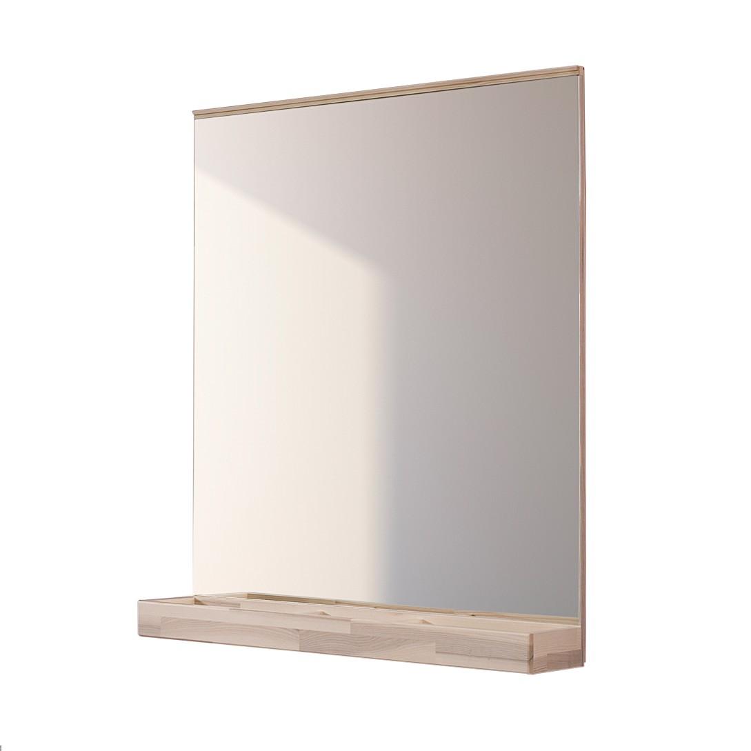 spiegel holz ablage sonstige preisvergleiche. Black Bedroom Furniture Sets. Home Design Ideas