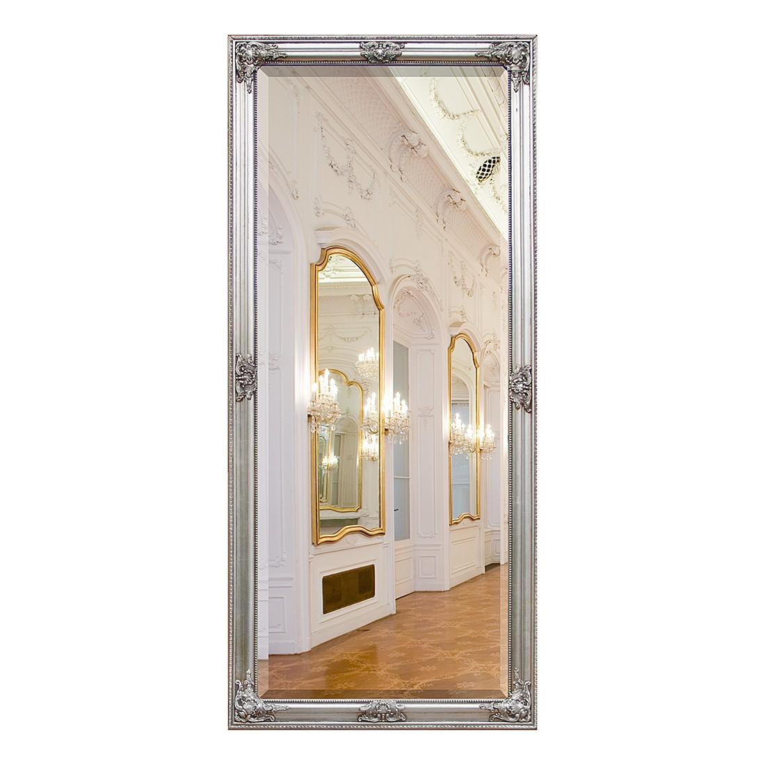 Spiegel mit rahmen silber sonstige preisvergleiche for Spiegel suche