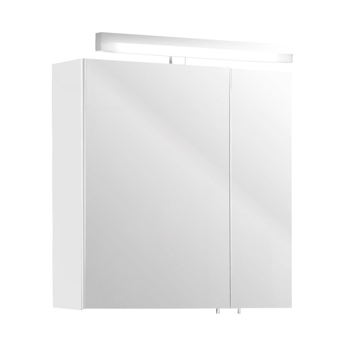 Spiegelschrank Genf – Weiß, Giessbach online bestellen
