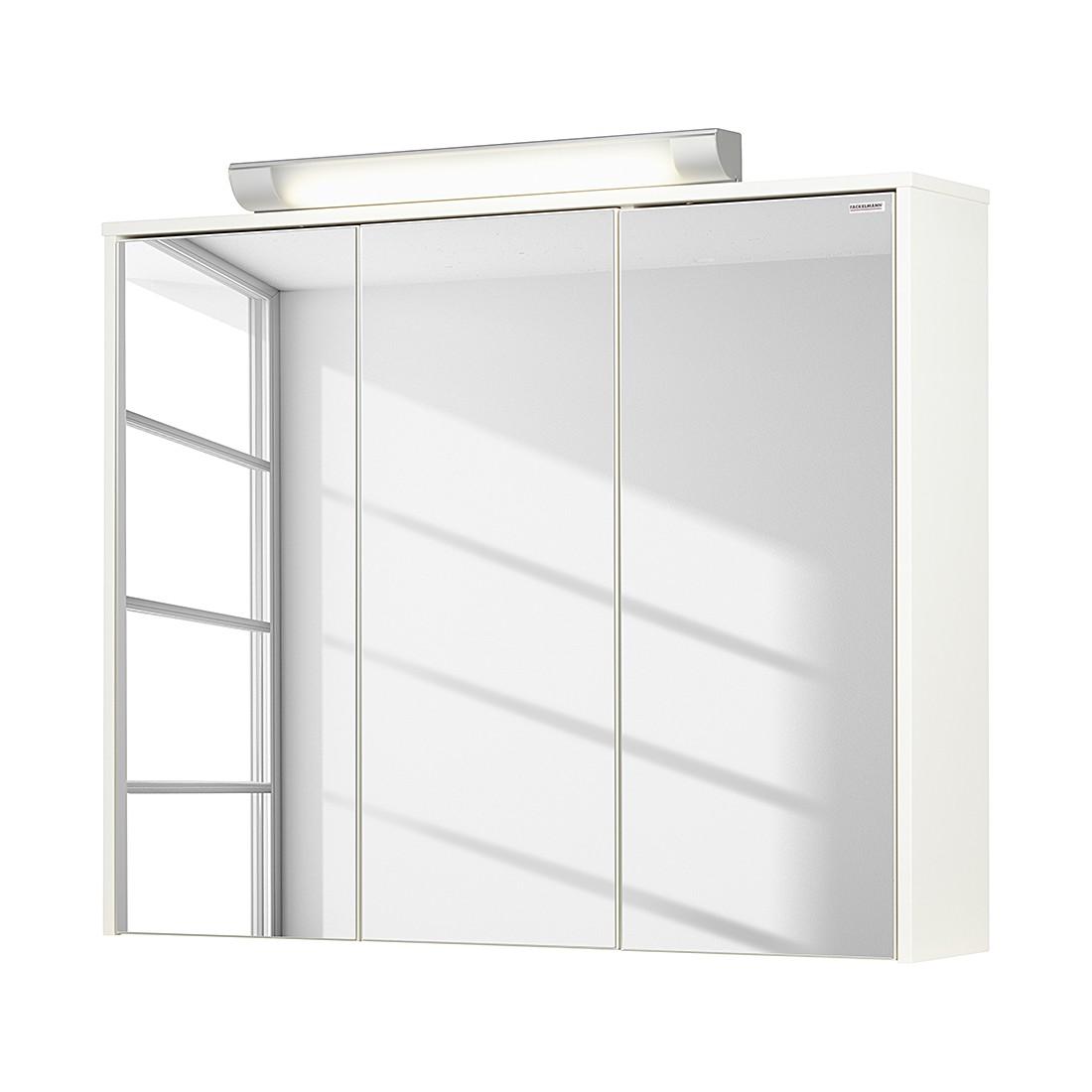 Spiegelschrank Gent – Weiß, Fackelmann günstig kaufen