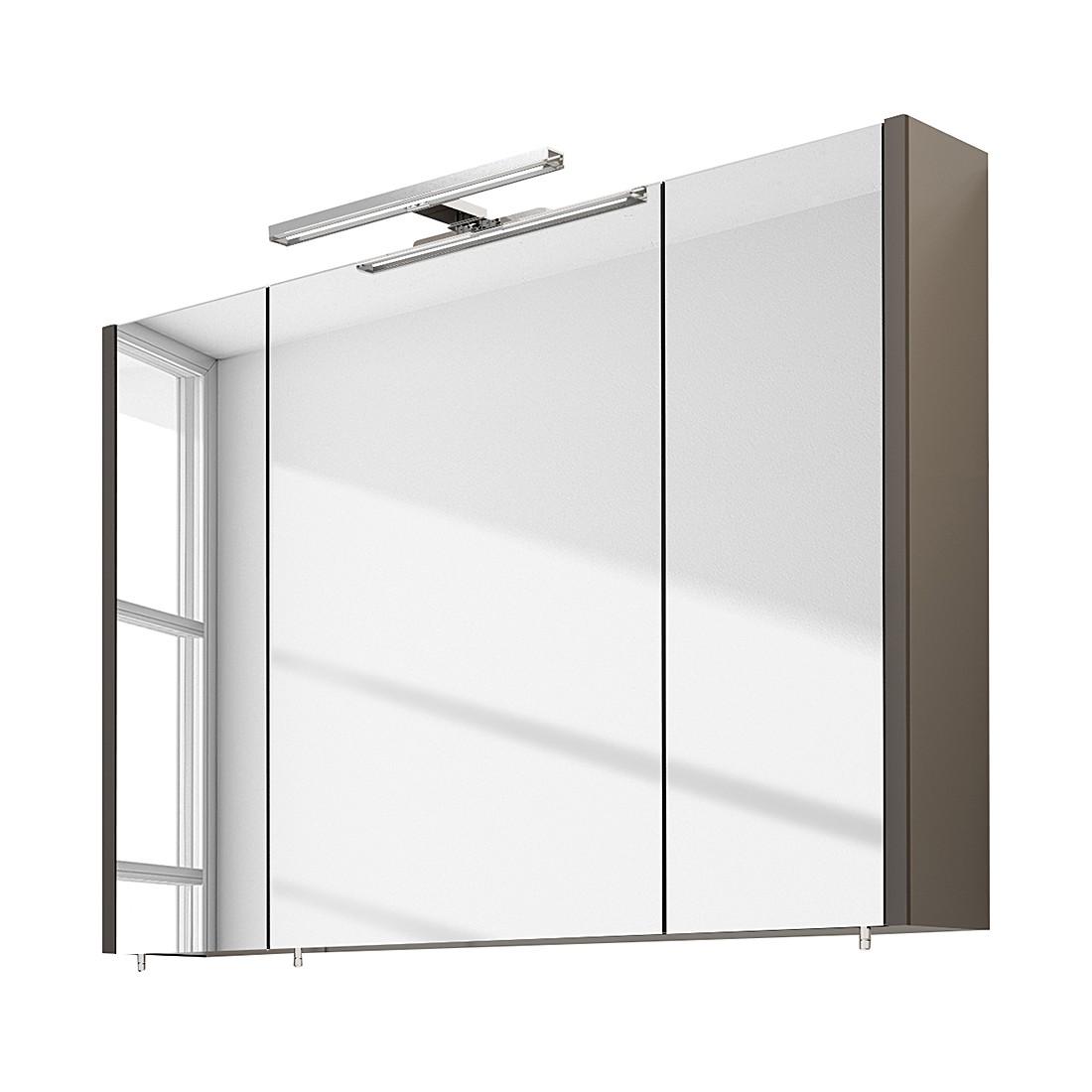 Spiegelschrank Rondino – Anthrazit, 80 cm, Aqua Suite günstig kaufen