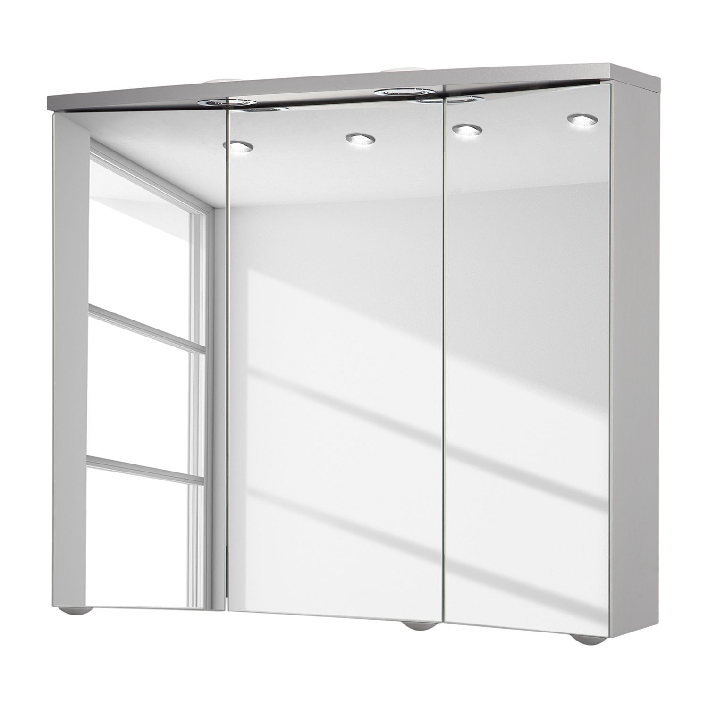 spiegelschrank-trava-inkl-led-beleuchtung-grau-3339949 Spannende Spiegelschrank Mit Led Beleuchtung Dekorationen