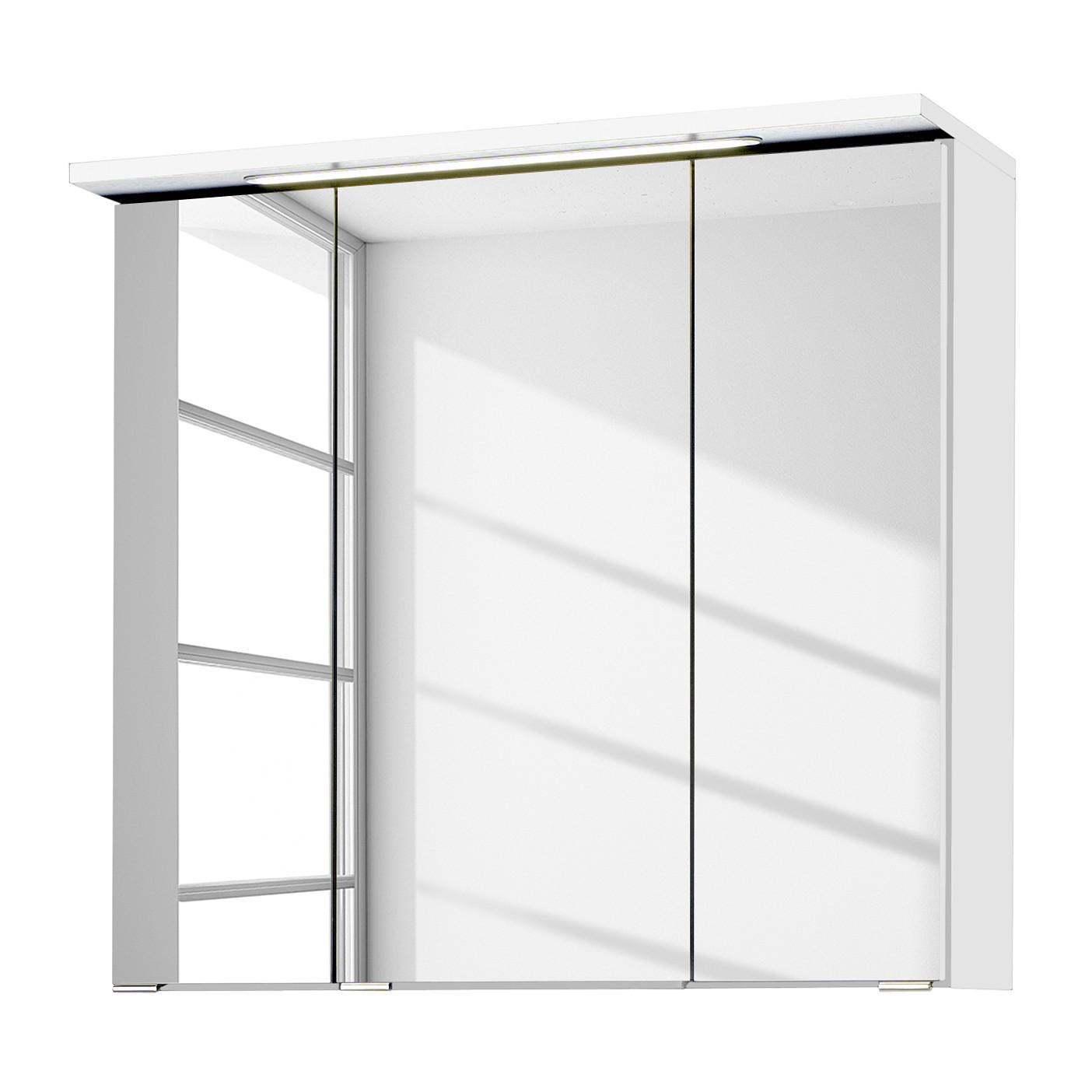 spiegelschrank zeehan wei 70 cm giessbach ma e breite 70 cm. Black Bedroom Furniture Sets. Home Design Ideas