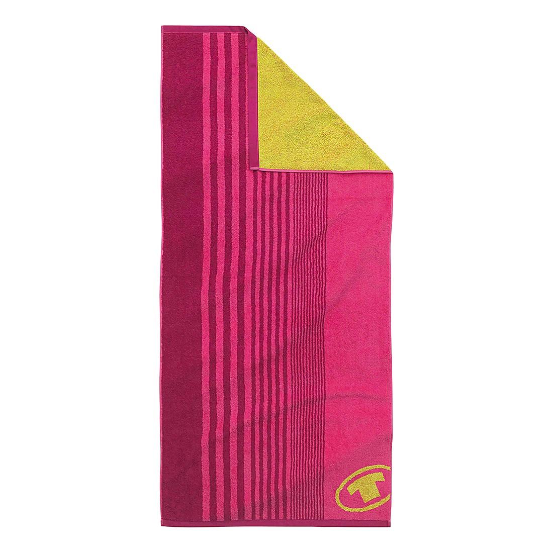 Sport-Tuch – Pink / Gelb, Tom Tailor kaufen