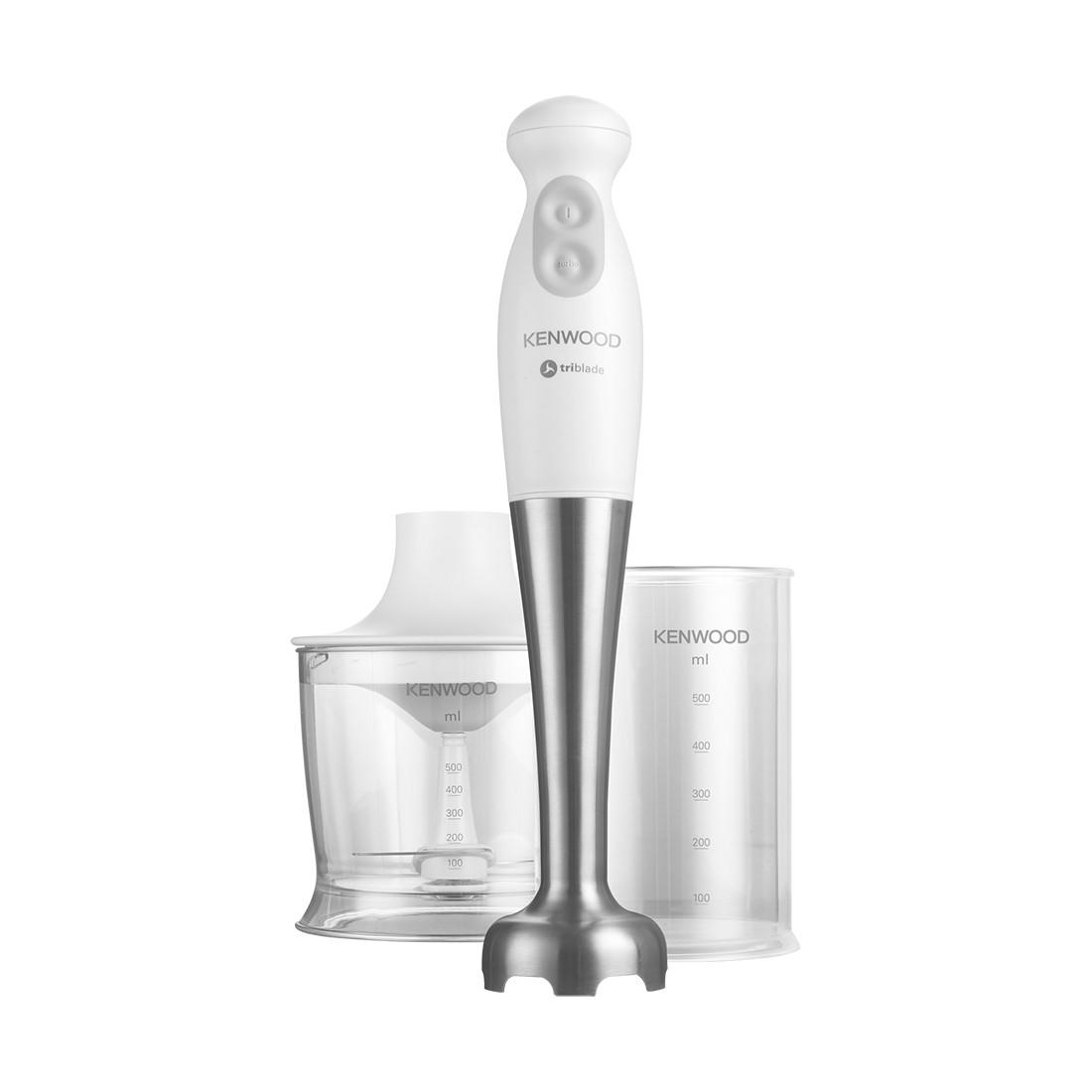 Stabmixer Triblade HB682 3 tlg. – Kunststoff Weiß, Kenwood bestellen