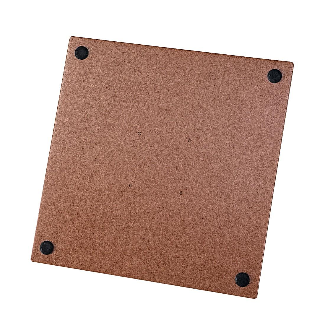 Stahlplatte - Stahl Braun, Schneider Schirme