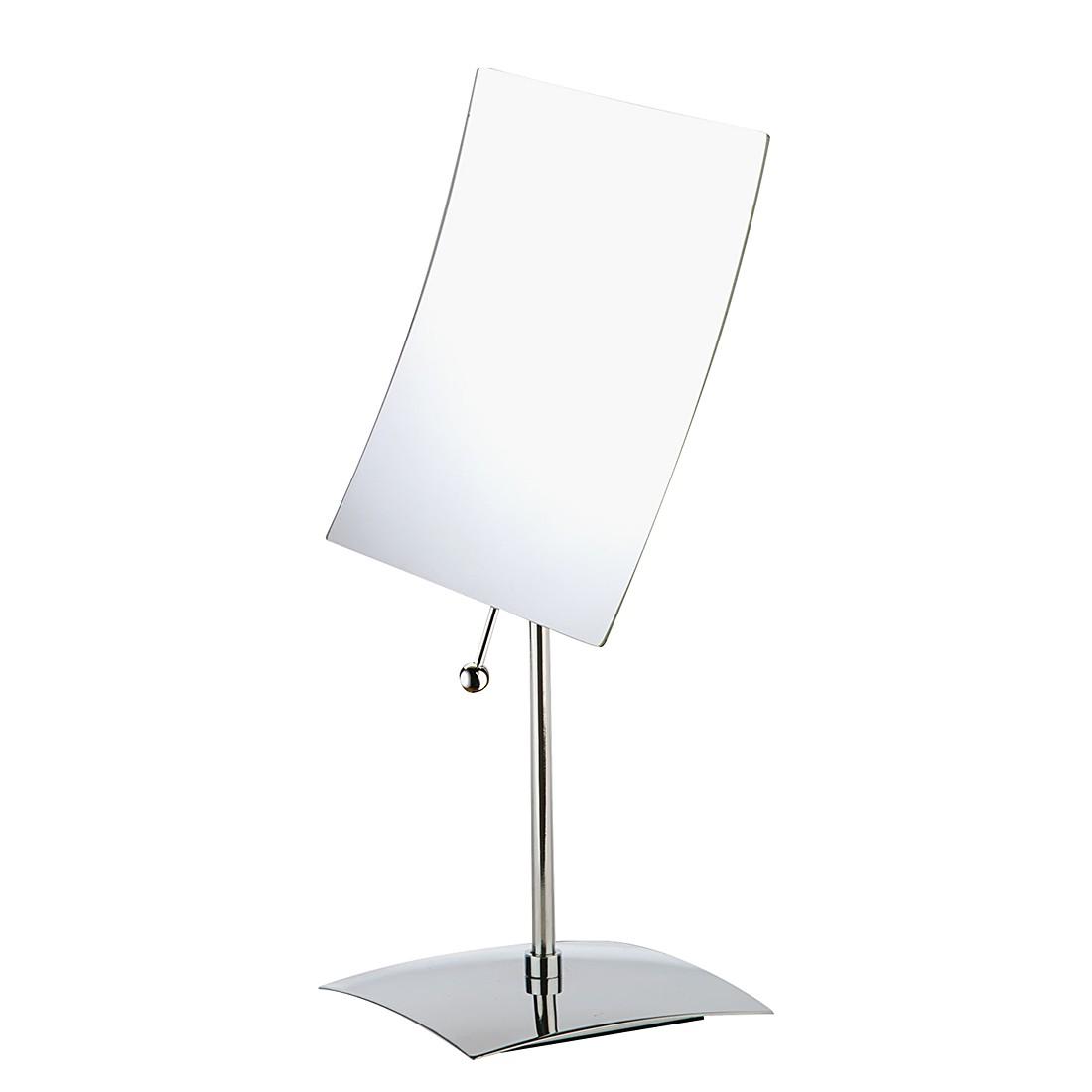 Stand-/Wandspiegel Svenja – Chrom, 5-fache Vergrößerung, Nicol-Wohnausstattungen kaufen