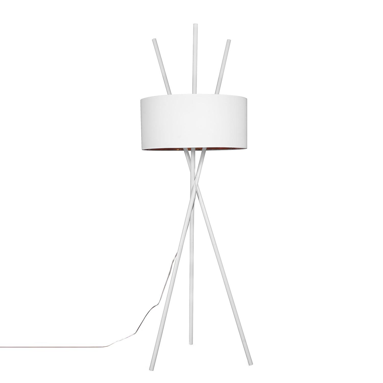 Stehleuchte Aton ● Webstoff / Metall ● 1-flammig ● Weiß- Studio Copenhagen A++