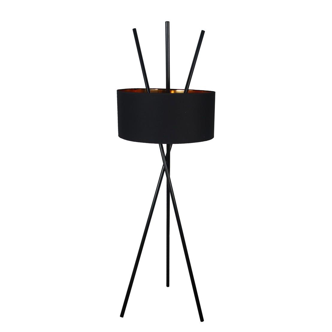 Stehleuchte Aton ● Webstoff / Metall ● 1-flammig ● Schwarz- Studio Copenhagen A++