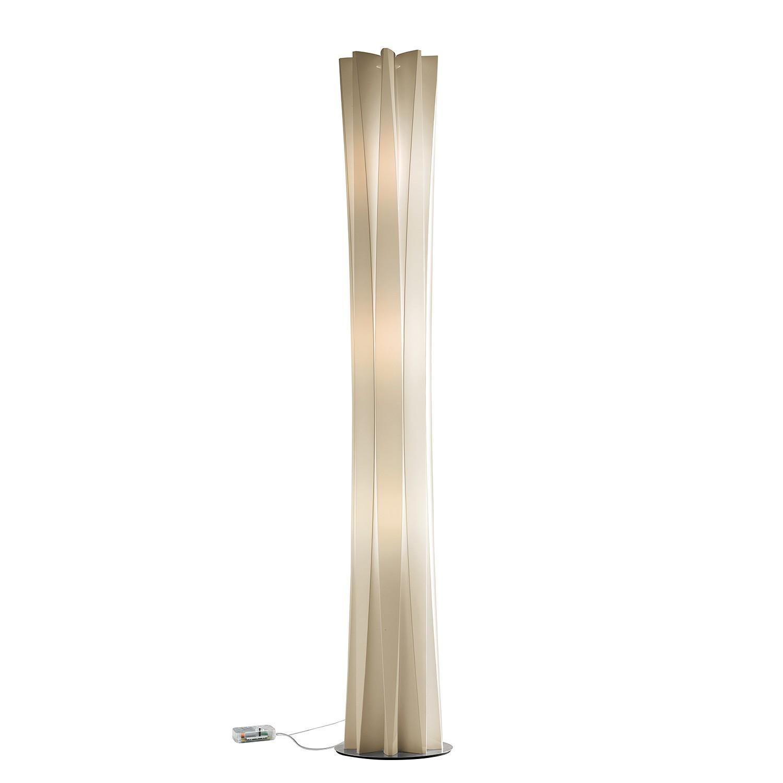 stehleuchte bach 3 flammig gold opalflex slamp a g nstig. Black Bedroom Furniture Sets. Home Design Ideas