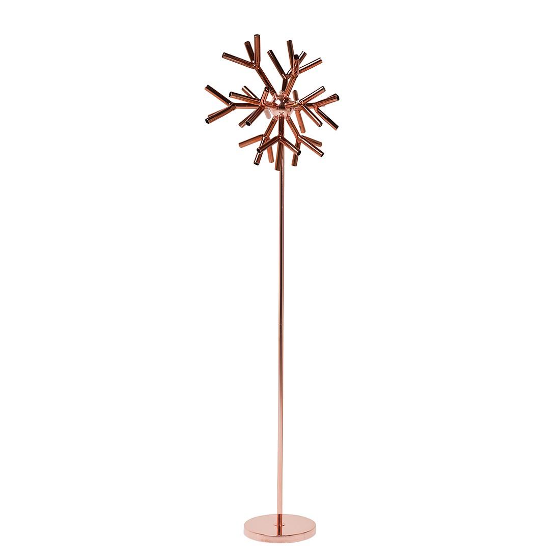 Stehleuchte Corallo ● Metall ● Braun ● 12-flammig- Kare Design C