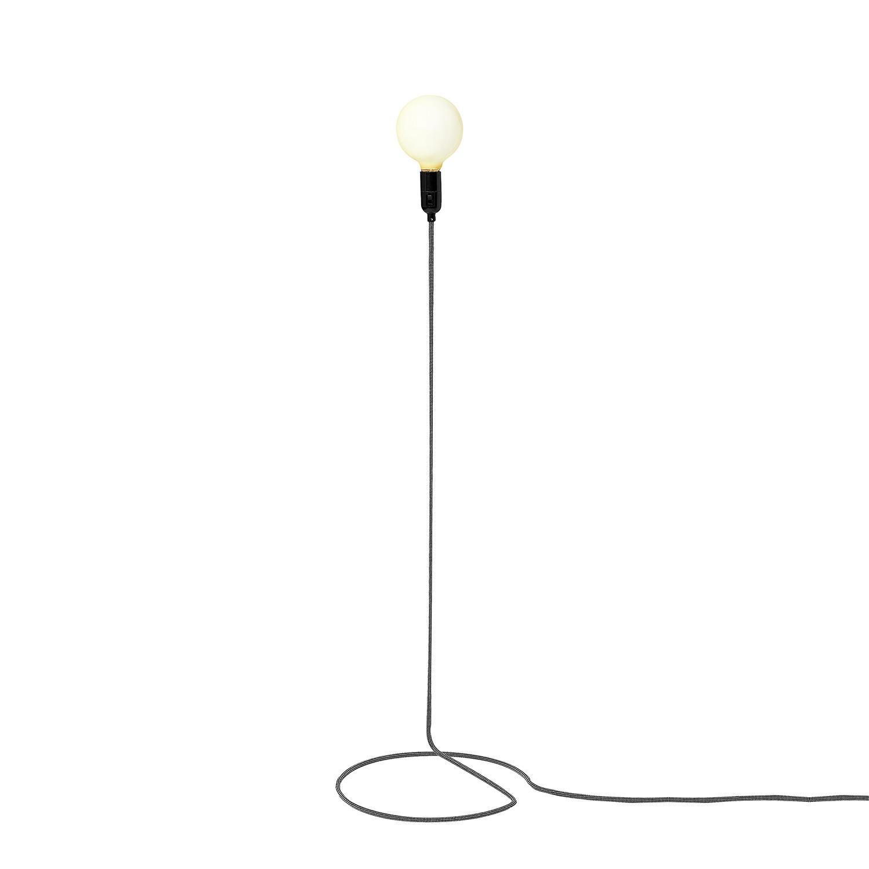 Stehleuchte Cord Lamp ● Stahl ● Schwarz- Design House Stockholm
