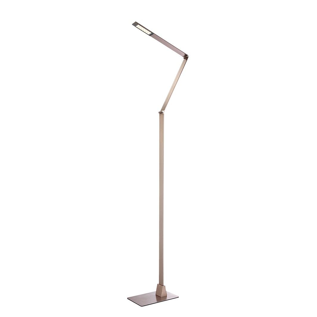 EEK A+, Stehleuchte ESTELAR – Aluminium – Silber – 1-flammig, Globo Lighting jetzt kaufen