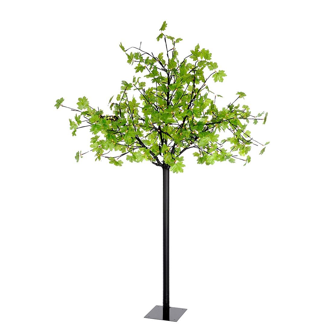 LED-Stehleuchte Baum by Leuchten Direkt ● Eisen/Kunststoff ● Schwarz- Leuchten Direkt A+
