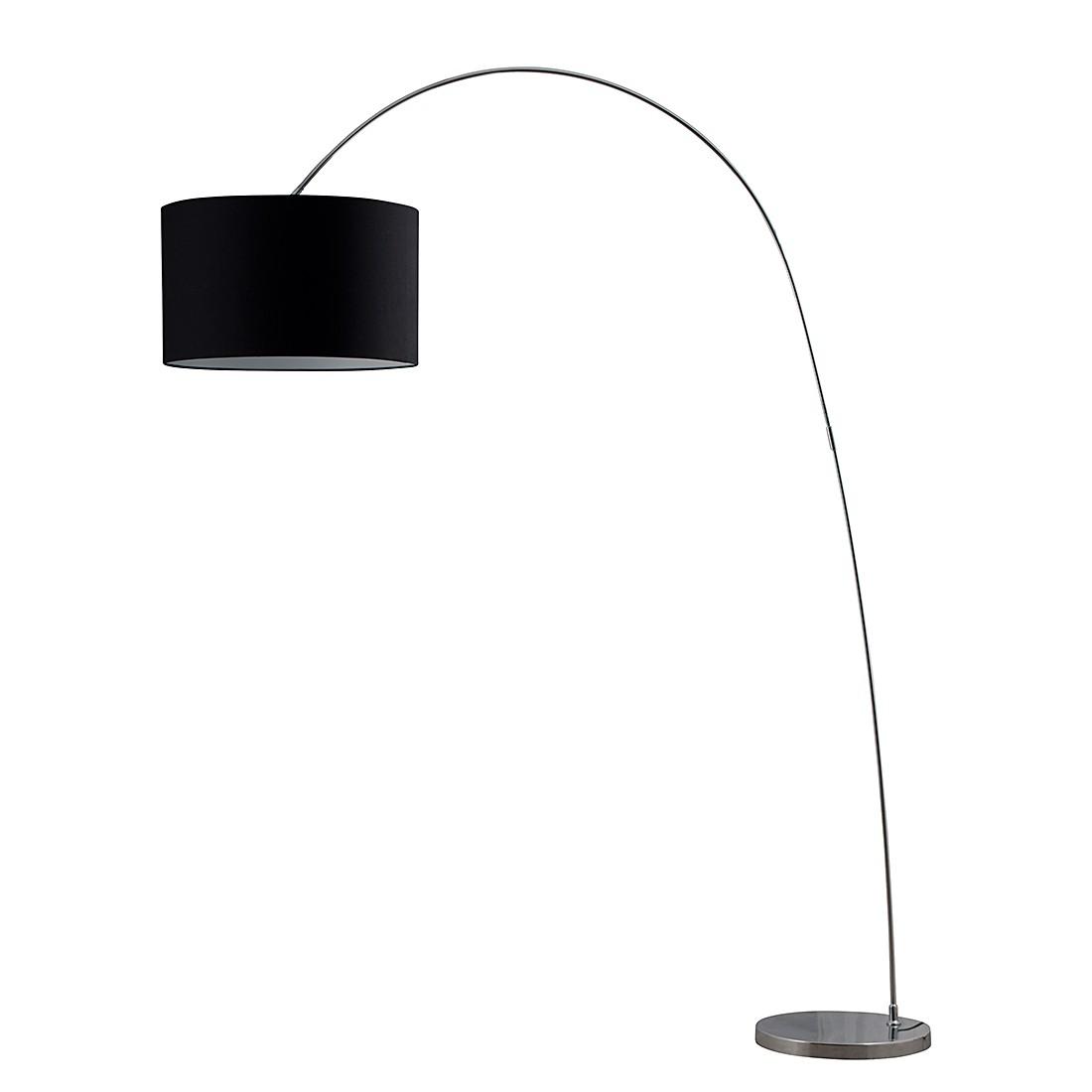 energie  A++, Staande lamp NEW WIGGLY - zwart, Zuiver
