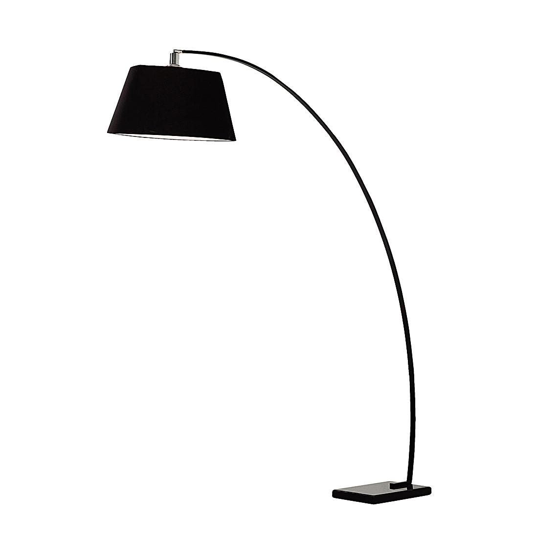 Stehleuchte SL Curvo Black ● Stein/Stoff ● 1-flammig- Kare Design A++