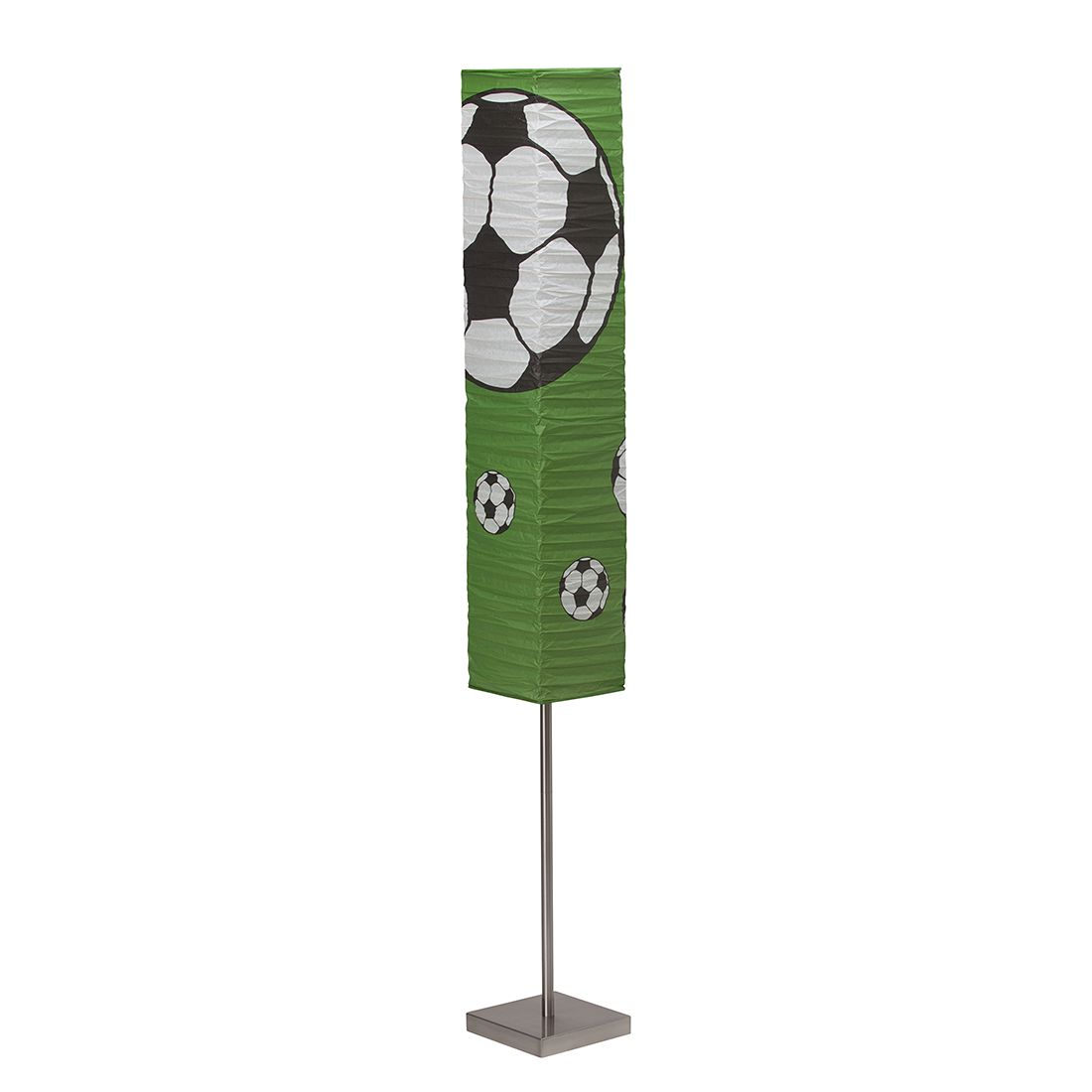Stehleuchte Soccer ○ Metall/Papier ○ Multicolor ○ 2-flammig ...
