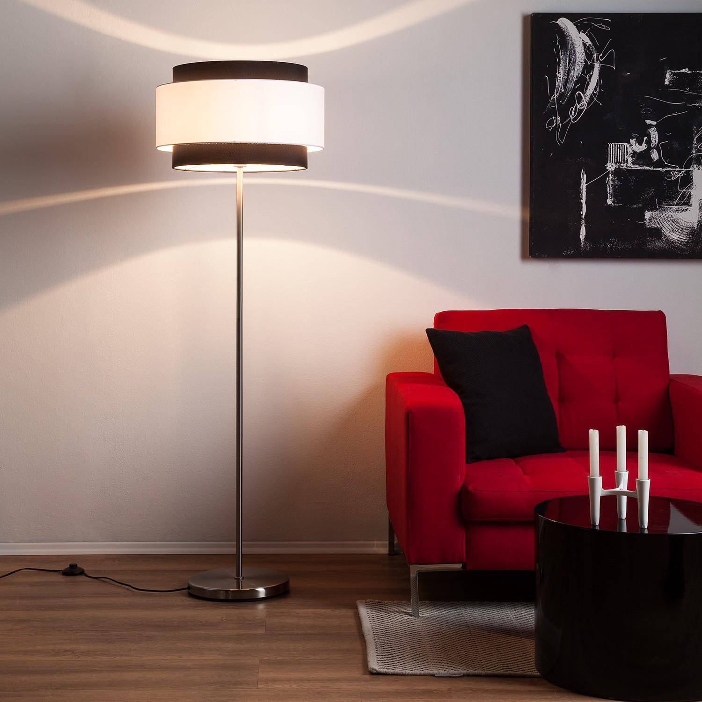 Stehleuchte wip baumwollstoff stehlampe lampe leuchte standleuchte loading parisarafo Choice Image
