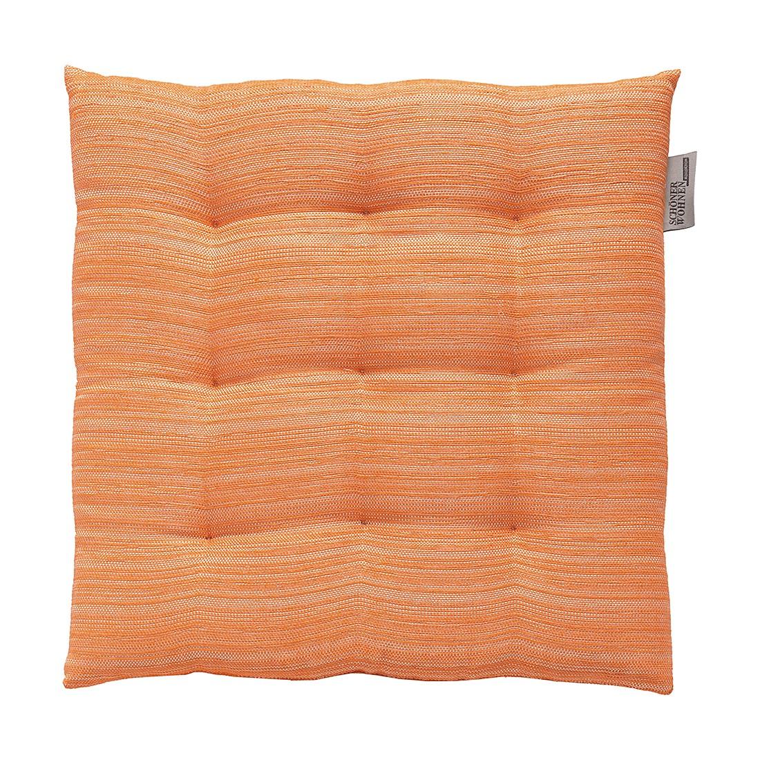 Steppkissen Allovers – Orange, Schöner Wohnen Kollektion kaufen