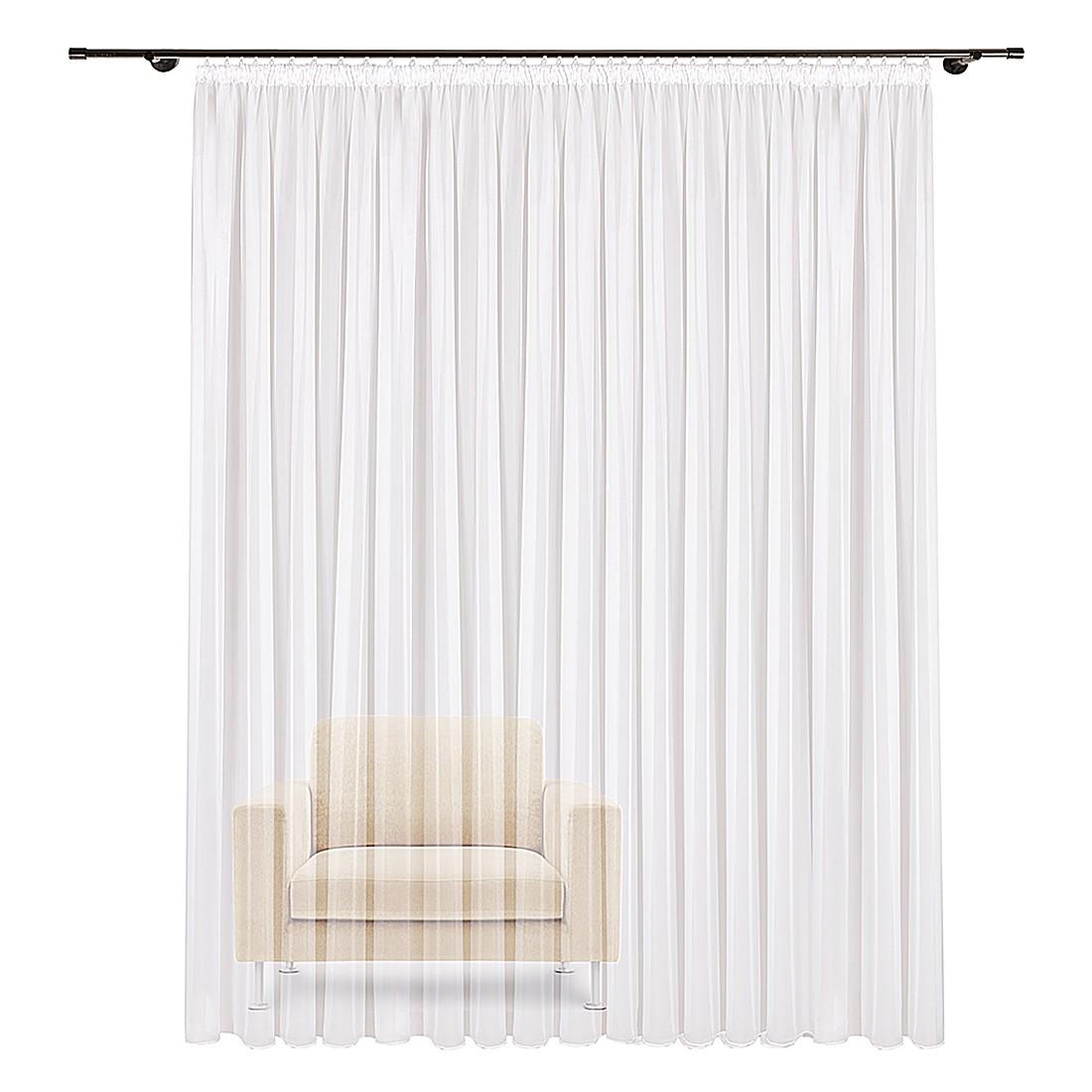 Store Pippa – Weiß – 600 x 175 cm, Home24Deko kaufen