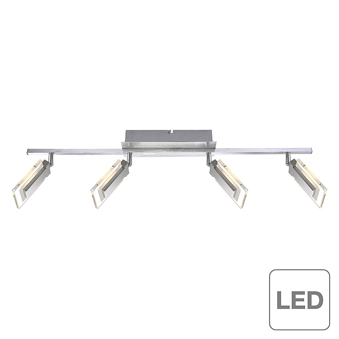 Strahler Aurele - 4-flammig, Globo Lighting