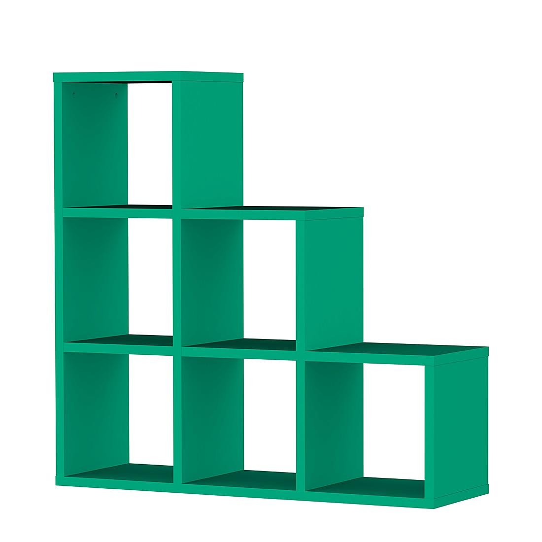 regal viereckig xl box wei tenzo g nstig. Black Bedroom Furniture Sets. Home Design Ideas