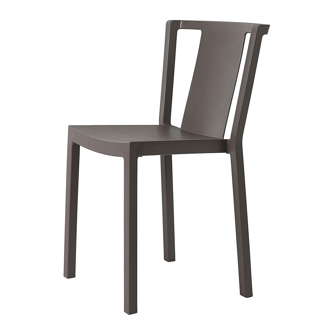 stuhl neutra 2er set schokolade blanke design g nstig kaufen. Black Bedroom Furniture Sets. Home Design Ideas
