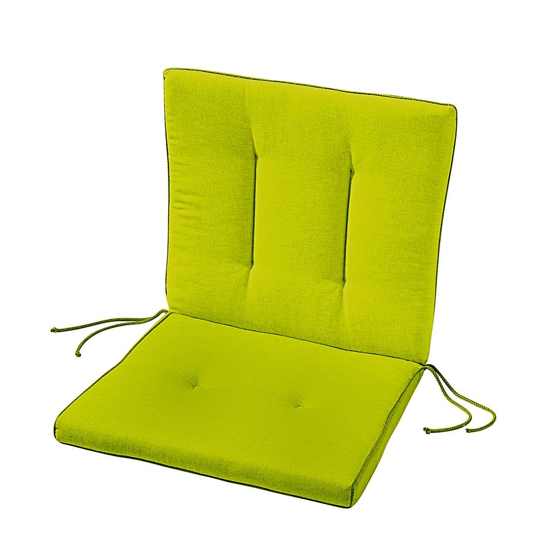 Stuhlauflage Antigua - Apfelgrün, Best Freizeitmöbel
