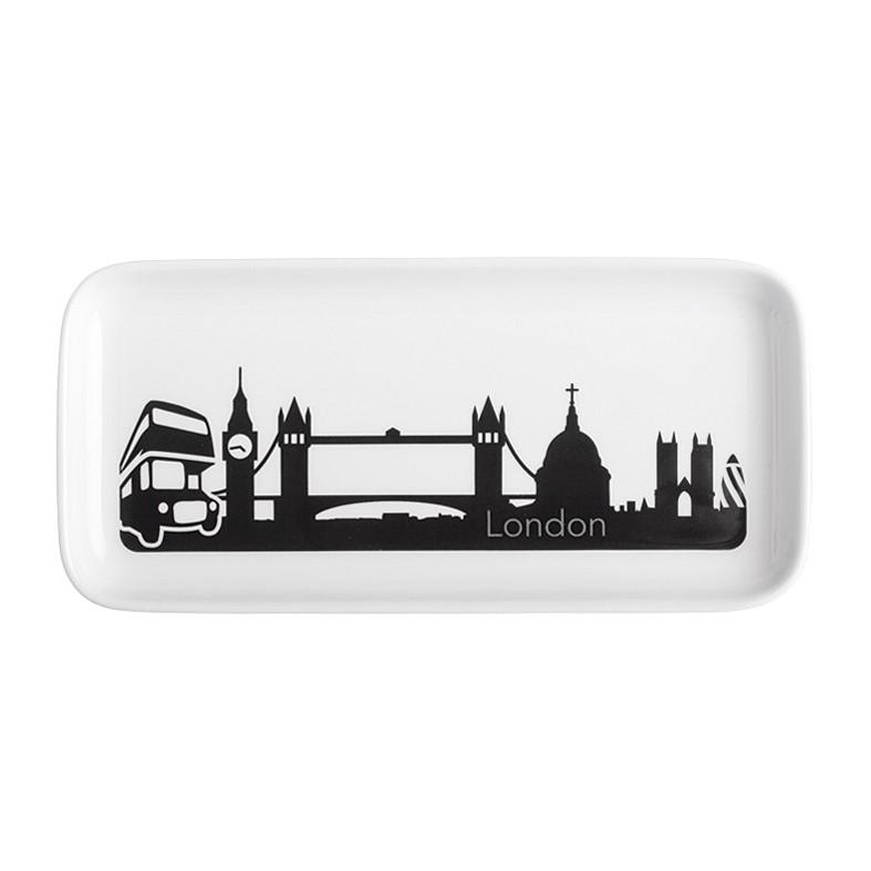 Tablett Notes Skyline London, Kahla günstig kaufen