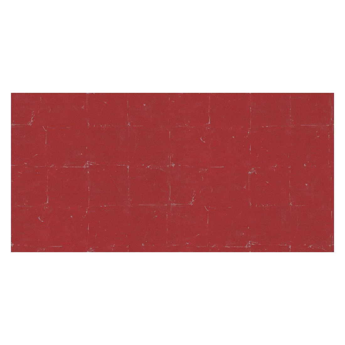 Tapete Daniel Hechter – rot – fein strukturiert, Daniel Hechter online bestellen