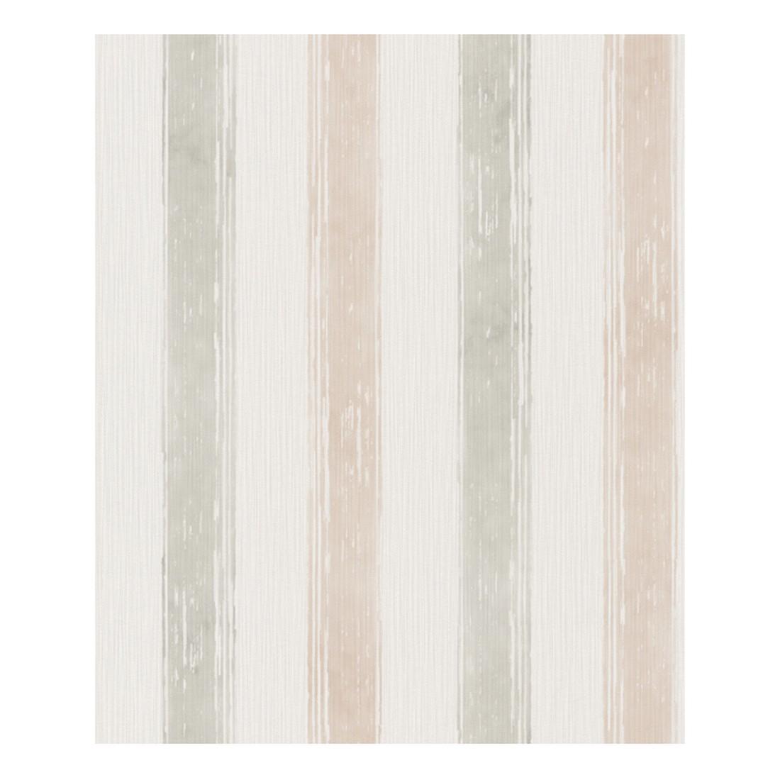 Tapete Flashing Up – beige, creme – fein strukturiert, Esprit Home günstig